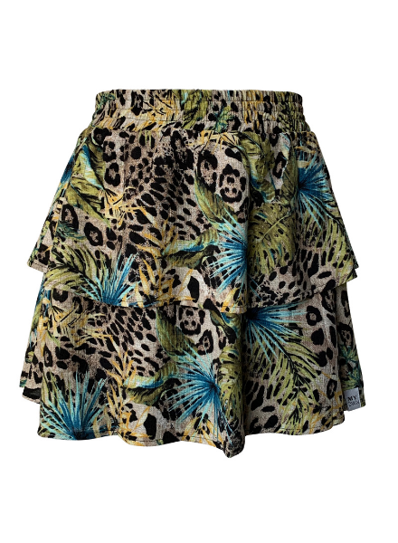 My Own Mia Skirt Jungle Yellow