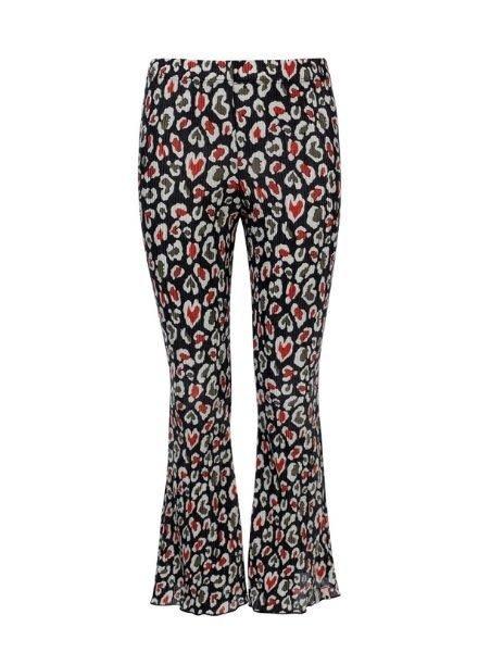Looxs Revolution Crinkle Flare Pants