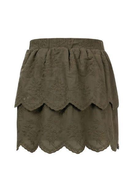 Looxs Revolution Broidery Skirt