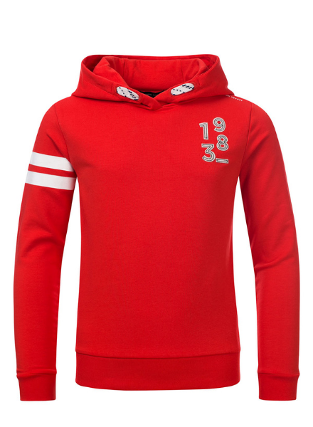Common Heroes STEFAN hoody sweater with lycra