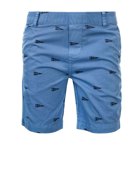Common Heroes DINO CHINO SHORTS  with AO print