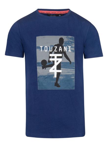 Touzani T-Trick Jr. Photo - Medieval Blue