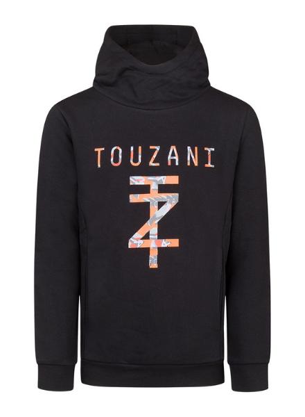 Touzani TZ-Hoodie Jr. - Black