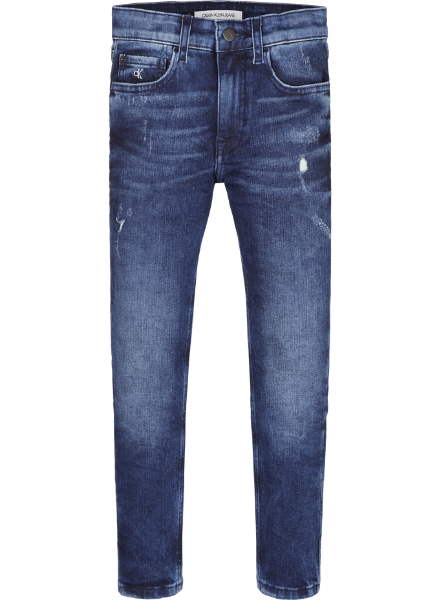 Calvin Klein TAPERED DARK BLUE IL