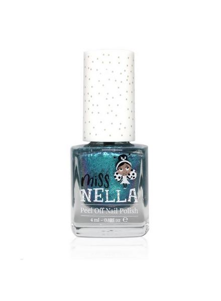 Miss Nella Nagellak Blue the Candles