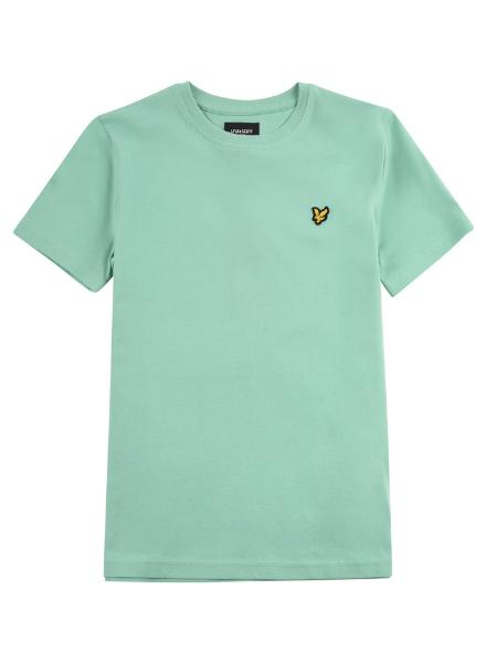 Lyle en Scott Classic T Shirt Neptune Green