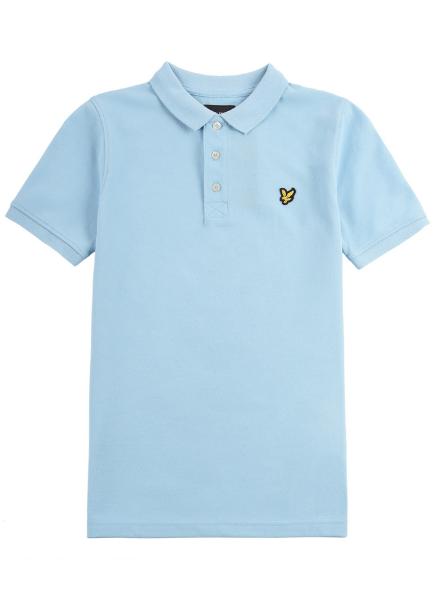 Lyle en Scott Classic Polo Shirt Sky Blue
