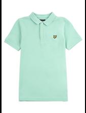 Lyle en Scott Classic Polo Shirt Neptune Green