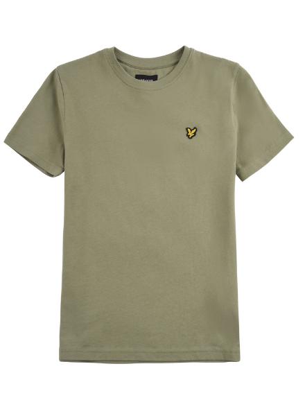 Lyle en Scott Classic T Shirt Oil Green