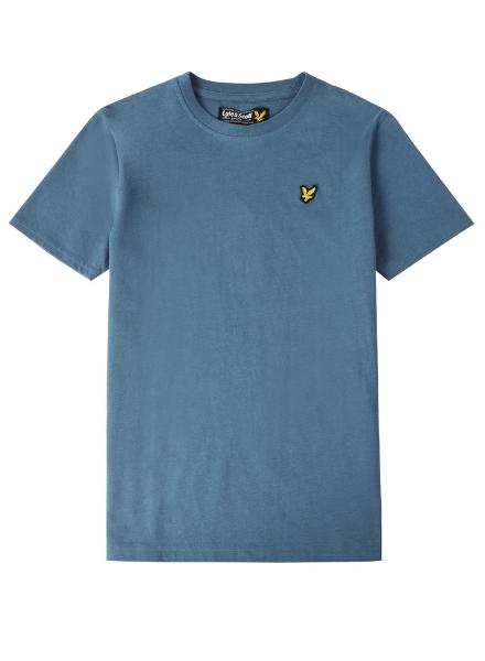 Lyle en Scott Classic T-Shirt Bluestone
