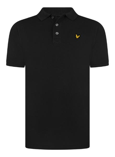 Lyle en Scott Classic Polo Shirt True Black