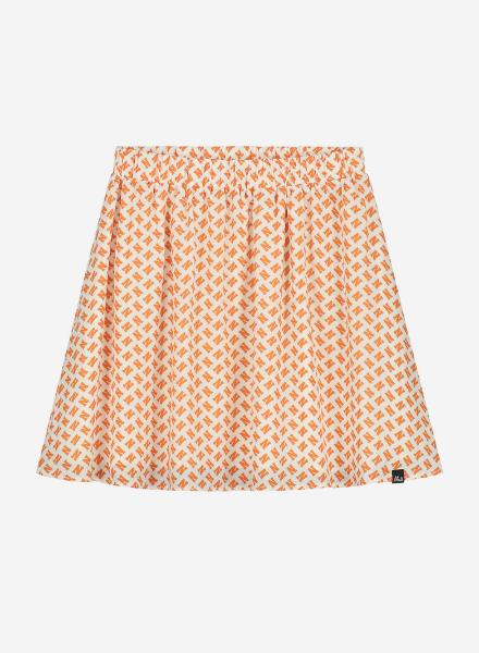 Nik & Nik Anne Cissy Logo Skirt