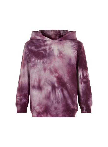 The New Rille tie dye hoodie