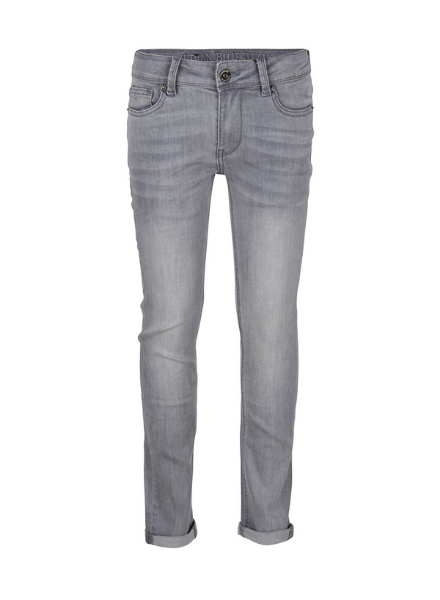Indian Blue Jeans Grey Ryan Skinny Fit