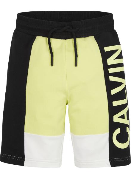 Calvin Klein COLOUR BLOCK LOGO JOGGER