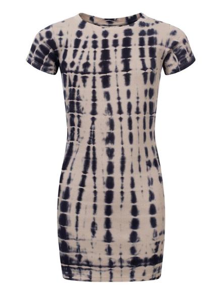 Looxs Revolution Rib Tie Dye Dress