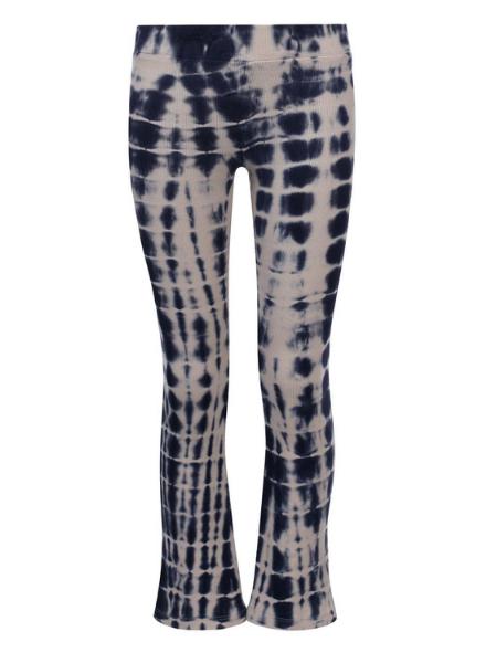 Looxs Revolution Rib Tie Dye Flare Pants