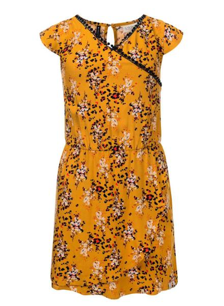 Looxs Revolution Woven Printed Dress