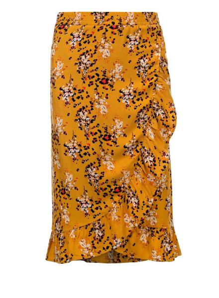 Looxs Revolution Woven Printed Long Skirt