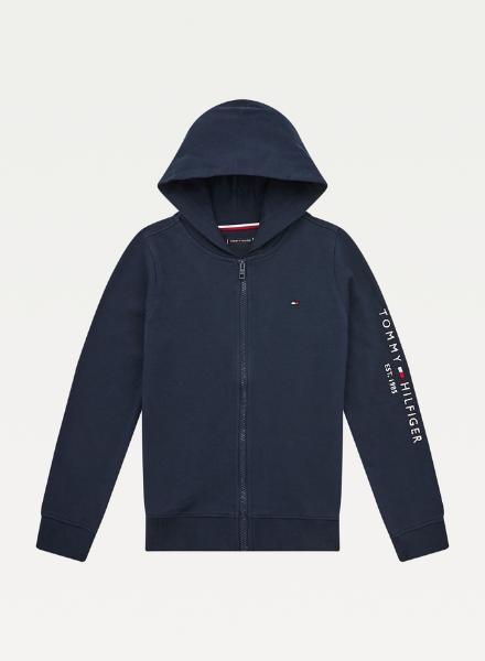 Tommy Hilfiger ESSENTIAL HOODED ZIP