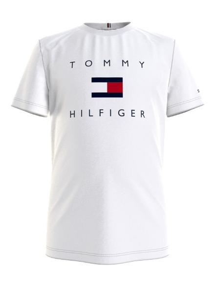 Tommy Hilfiger HILFIGER LOGO TEE S/