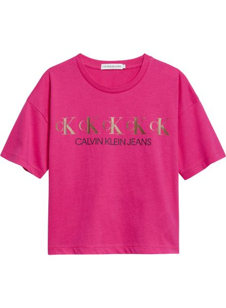 Calvin Klein CK REPEAT FOIL BOXY