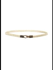 Frankie & Liberty Belt Gold - Gold Buckle