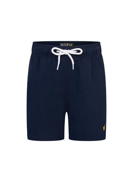 Lyle en Scott Classic Swim Shorts Navy Blazer