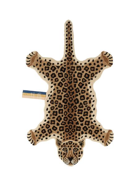 Doinggoods Loony Leopard rug large