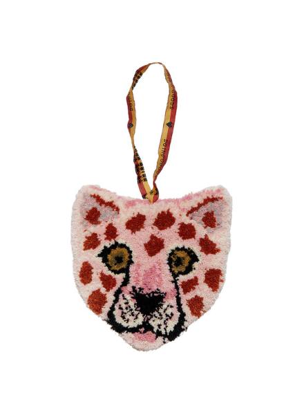 Doinggoods Loony Pink Leopard Cub Hanger