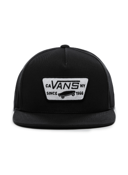 Vans By Full Patch Snapback  One size