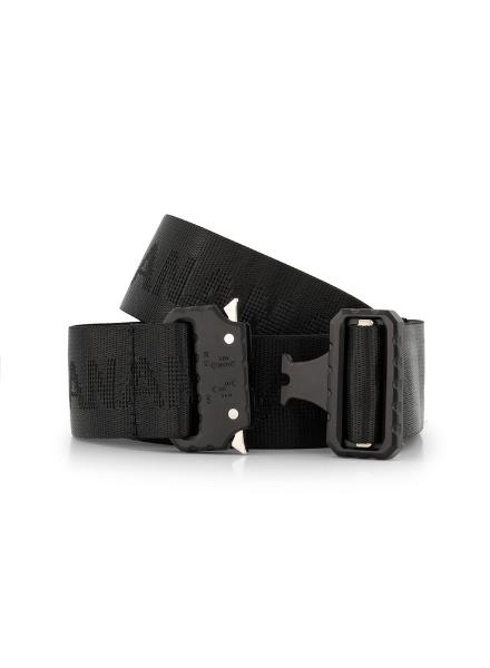 Black Bananas Clip Belt