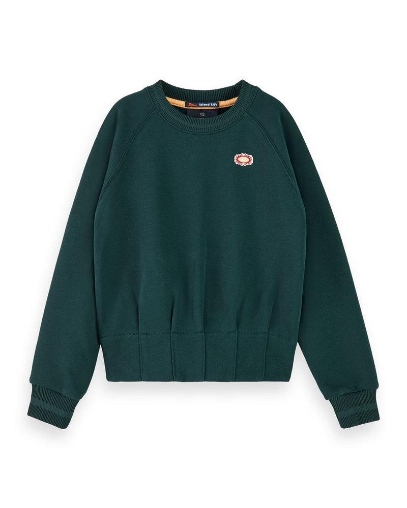 Scotch & Soda Clean sweater special construc. 157293