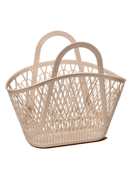 Sun Jellies Betty Basket Zand