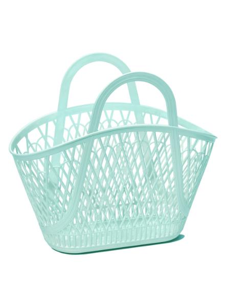 Sun Jellies Betty Basket Groen