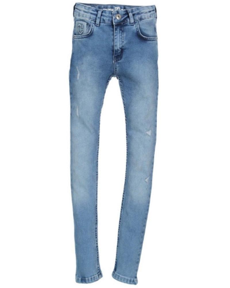 Crush Denim Jeans Julia V2 11920103 blauw