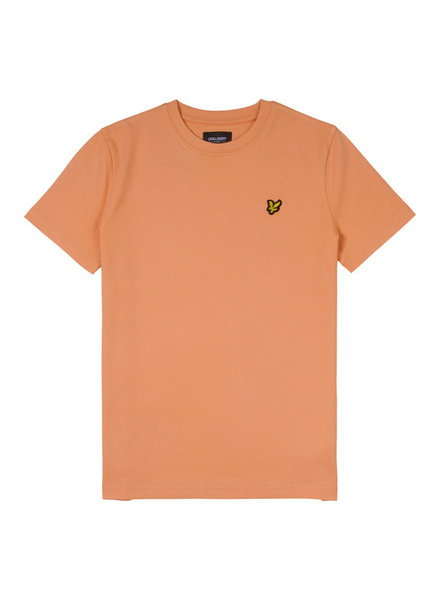 Lyle en Scott Classic T Shirt Pumpkin LSC0003S-044