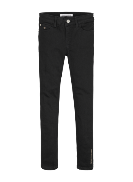 Calvin Klein MR SKINNY CLEAN BLAC