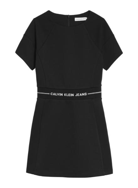 Calvin Klein INTARSIA LOGO WAIST BEH
