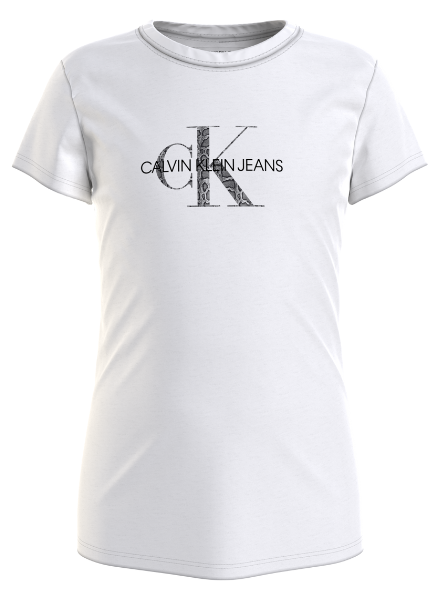 Calvin Klein REPTILE SKIN MONOGRA YAF