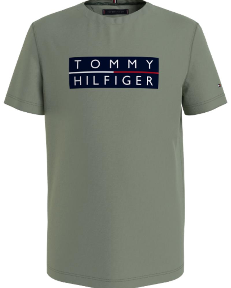 Tommy Hilfiger Tommy Hilfiger LOGO TEE S/S