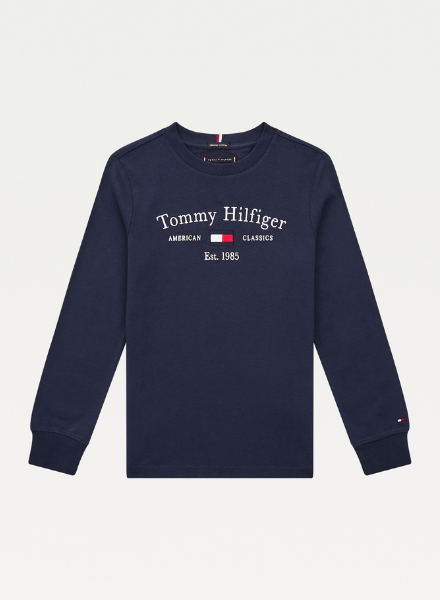 Tommy Hilfiger TH ARTWORK TEE L/S