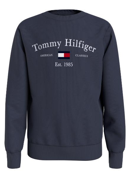 Tommy Hilfiger TH ARTWORK CN SWEATSHIRT