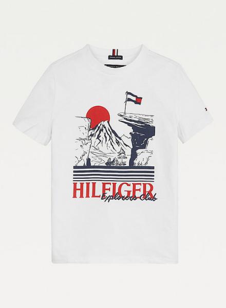 Tommy Hilfiger HILFIGER EXPLORER TEE