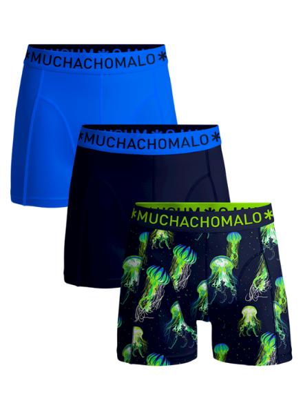 Muchachomalo Boys 3-pack short JELLYVS