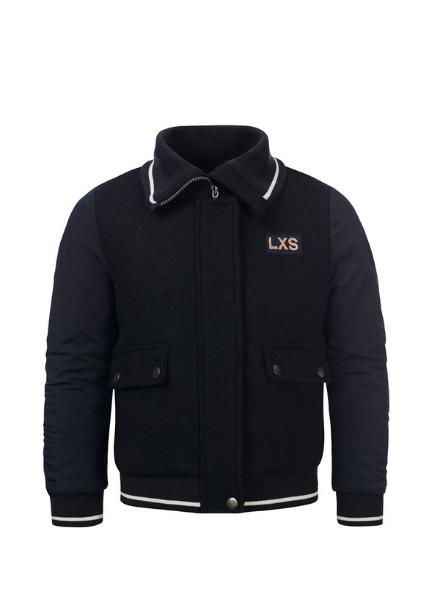 Looxs Revolution Wool bomber jacket
