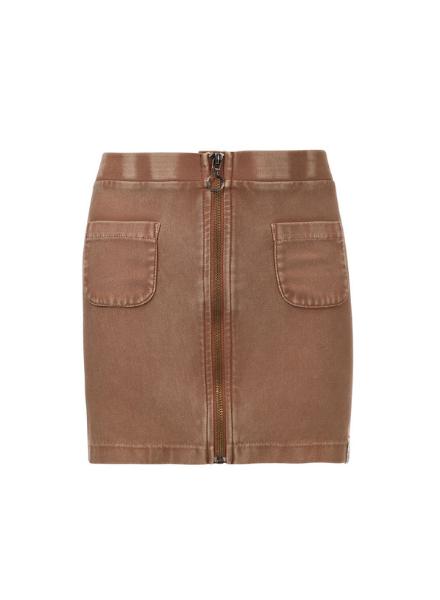 Looxs Revolution G.dyed twill jog skirt