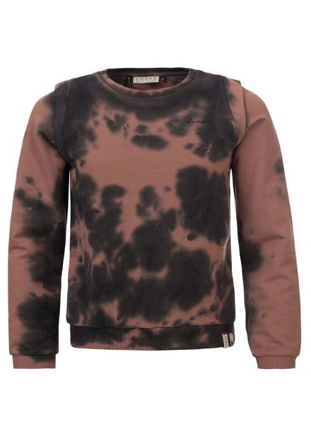 Looxs Revolution 10Sixteen Tie-dye Sweater 2131-5305-268