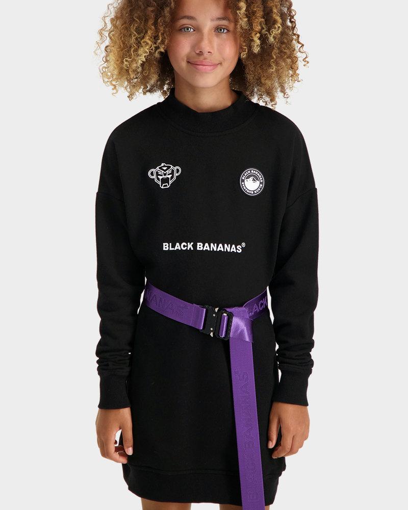 Black Bananas Black Bananas Jr Grl Cyber Dress