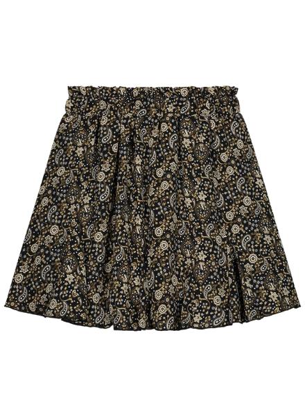 Nik & Nik Irene Paisley Skirt
